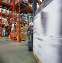 Warranty Fulfuilment Warehouse
